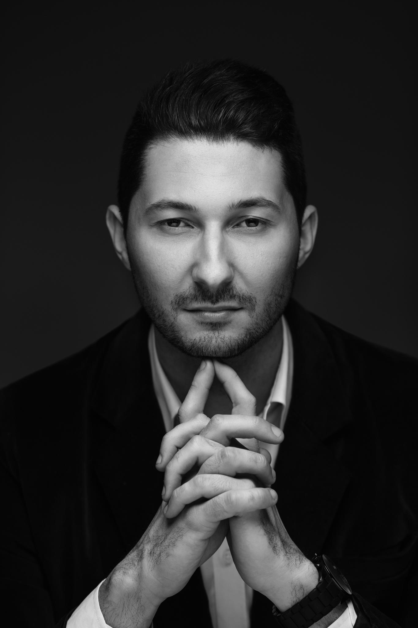 Sesja Portretowa Filip Nowobilski