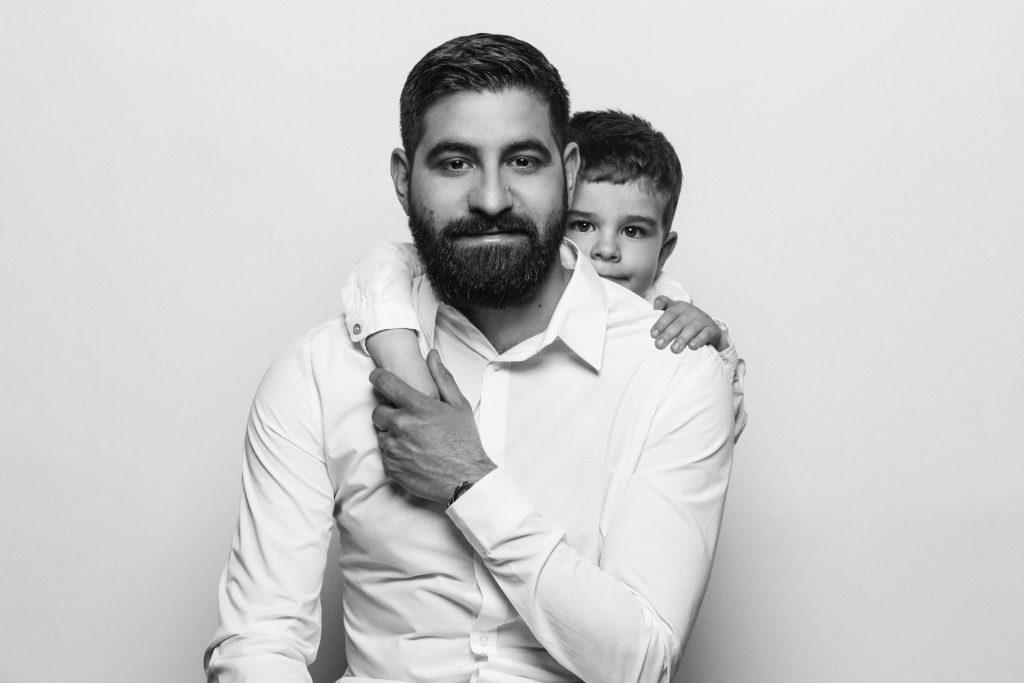 Sesja rodzinna, portret rodzinny